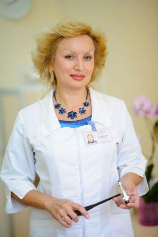 Хохлова Элла Анатольевна