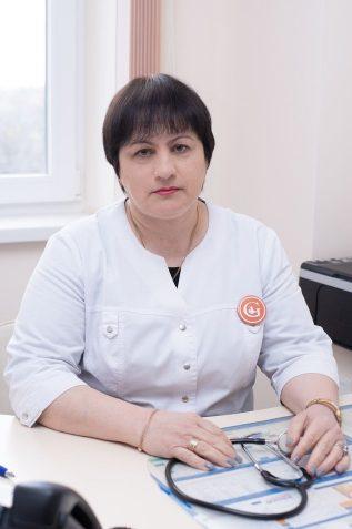 Умерова Азизе Сулеймановна