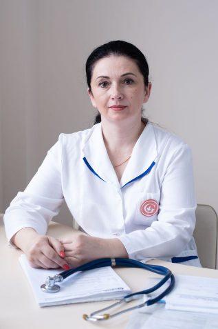 Чекаренко Ольга Владимировна