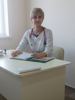 Бондарева Ольга Борисовна