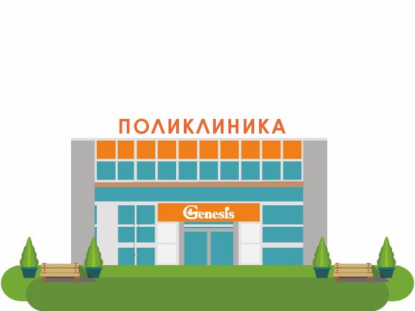 Клиника Генезис (поликлиника на Попова)