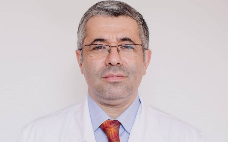 В Севастополеоткрыта запись на прием к заслуженному врачу Тер-Ованесову Михаилу Дмитриевичу