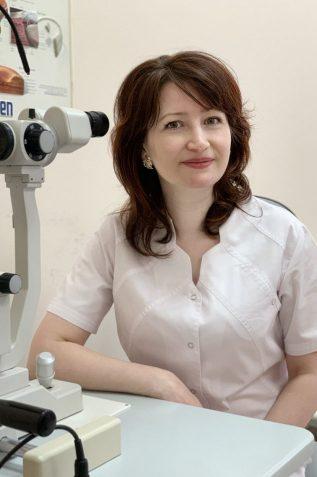Сейдалиева Зарема Ахтемовна