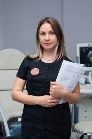 Голькина Ирина Вячеславовна