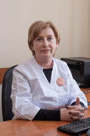Кляритская Ирина Львовна