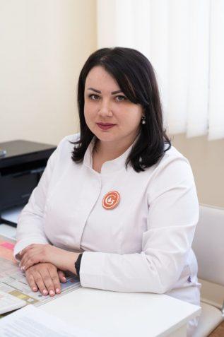 Чумаченко Юлия Ивановна