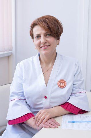 Алиева Элизара Диляверовна