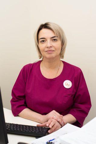 Фурковская Татьяна Адонирамовна
