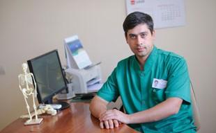 травматология, клиникf Генезис