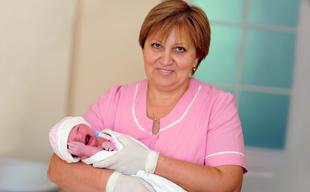 Роды в Симферополе. Клиника Генезис