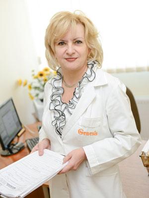 гинеколог, клиника Генезис