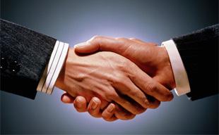 Уверенное рукопожатие